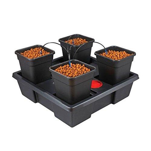 4Topf Hydrokultur System Wilma (11L Topf)