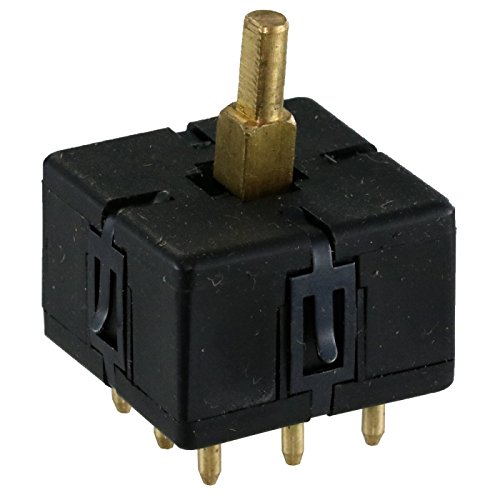 Eckler's Premier Quality Products 25331200 Corvette Power Seat Switch. (Large)