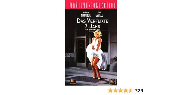 Das verflixte 7. Jahr [Alemania] [VHS]: Amazon.es: Marilyn ...