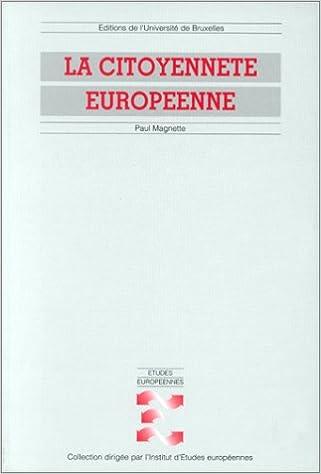 En ligne La Citoyenneté européenne epub, pdf