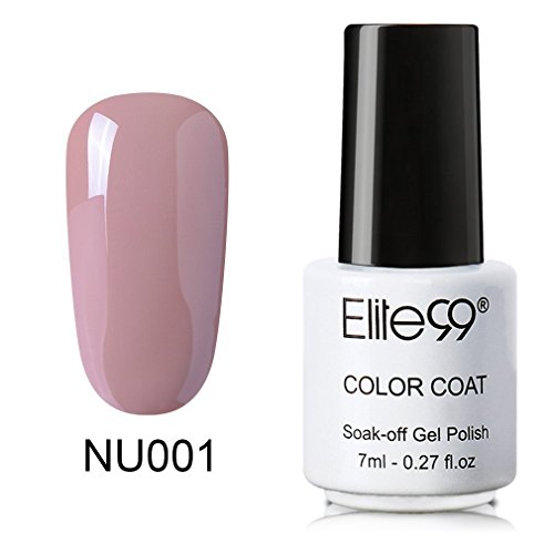 Elite99 Soak Off UV LED Gel Nail Polish Nude Color Series Ma