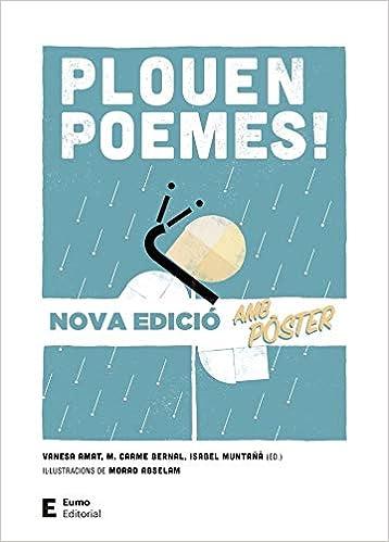 Plouen poemes! - Edició amb poster (Contes): Amazon.es: Vanesa ...
