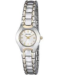 Bulova Womens 98T84 Bracelet Watch