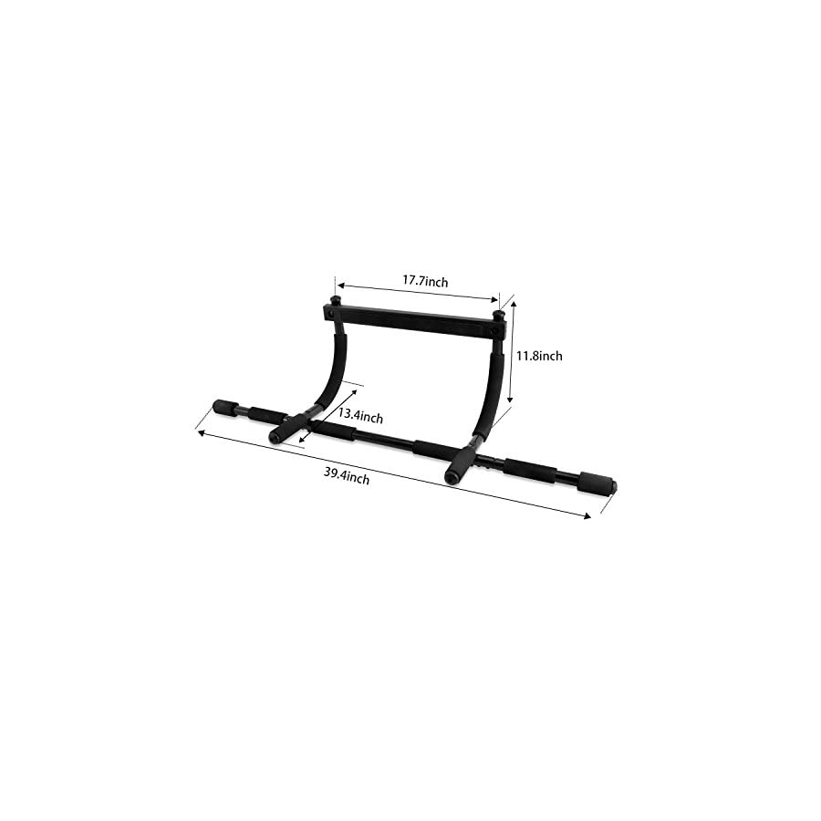 RELIFE REBUILD YOUR LIFE Door Pull Up Bar for Home Gym Body Workout Exercise Strength Fitness Equipment