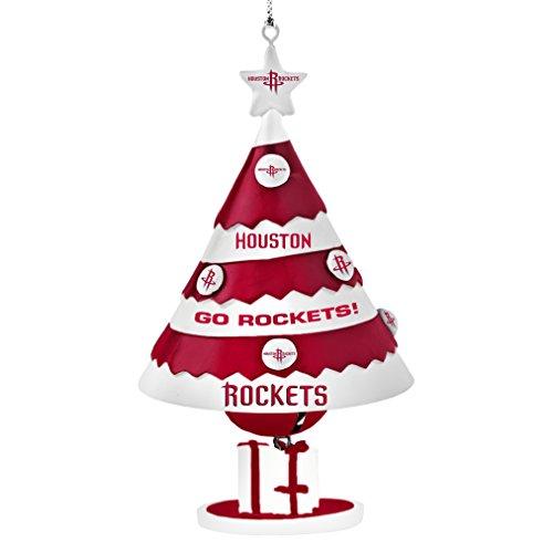 houston rockets christmas ornament  christmas rockets
