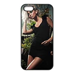 iPhone 5 5s Cell Phone Case Black Interesting Hot Girl FY1567550