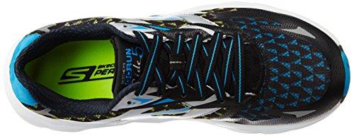 Skechers Go Run Ride 5 Scarpe Da Corsa Da Uomo Nere (bkbl)