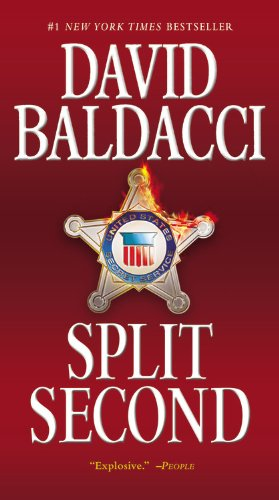 Split Second - Book #1 of the Sean King & Michelle Maxwell