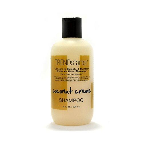 Trend Starter Coconut Creme Shampoo 8oz. (Trend Starter)