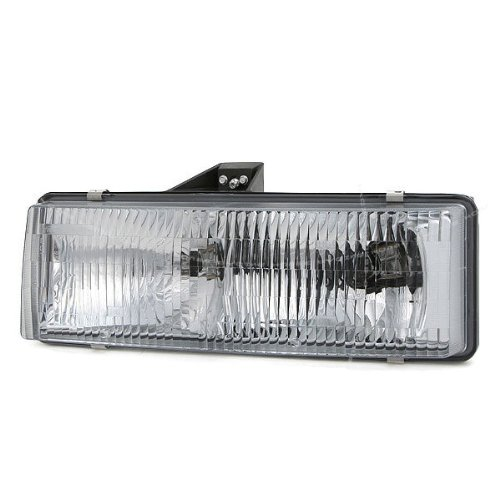 Koolzap For 95-05 Chevy Astro Van Headlight Headlamp Front Head Light Lamp Left Driver Side