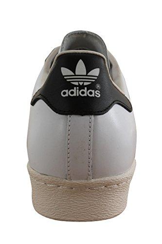 Adidas Originals Heren Superstar Casual Sneake Wit / Zwart