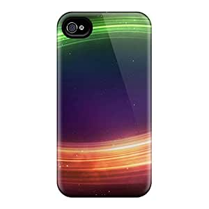 Iphone 4/4s Cases Bumper Covers For Space Ring Accessories