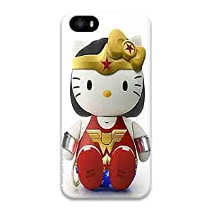 Iphone 5s Case,Hard PC Iphone 5s Protective Case for Ultimate Protect iphone 5s with Hello Kitty shape