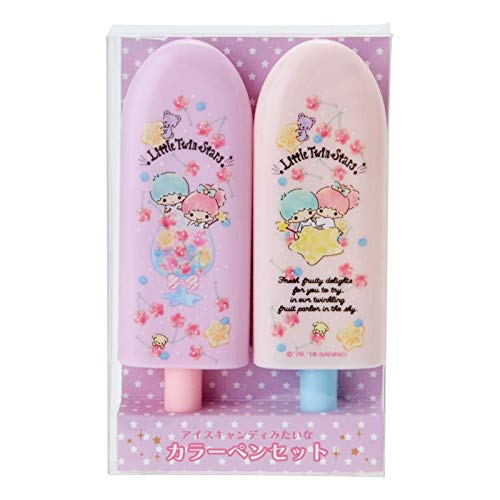 Little Twin Stars Ink Pen Set : Popsicle