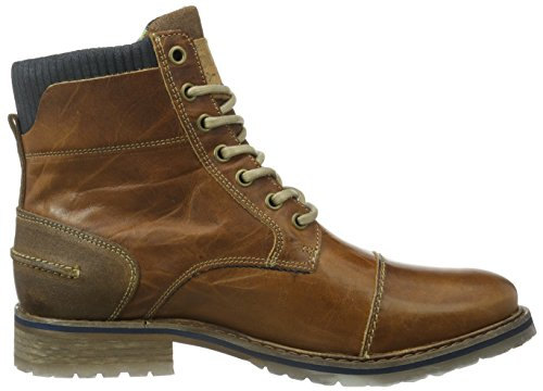 Dockers by Gerli Herren 39cb002-102410 Combat Boots Braun (reh 410)