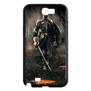 Dark Souls Samsung Galaxy N2 7100 Cell Phone Case Black DIY Ornaments xxy002-3720585