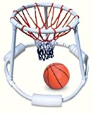 Swimline 9162 Super Hoops Floating Swimming Pool Basketball Game ;from#backyardpoolsuperstore