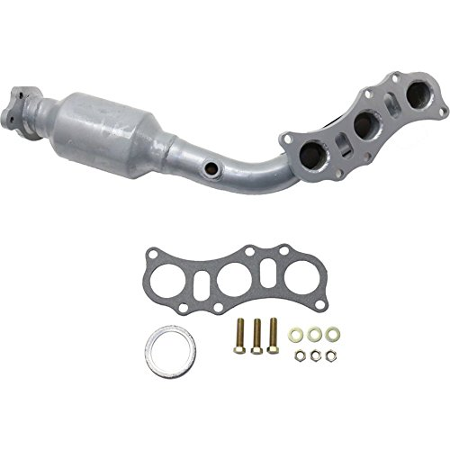 - Catalytic Converter compatible with Toyota 4Runner 03-09 Front Right Side With Exhaust Manifold