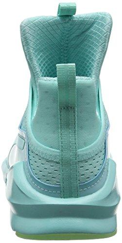 puma damen fierce bright mesh sneakers