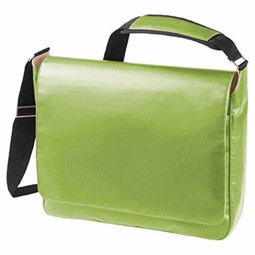 HALFAR , Borsa Messenger  Uomo verde verde Taglia unica