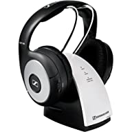 Sennheiser RS 140 Wireless HiFi Headphone with Dynamic Compression System (Discontinued by…