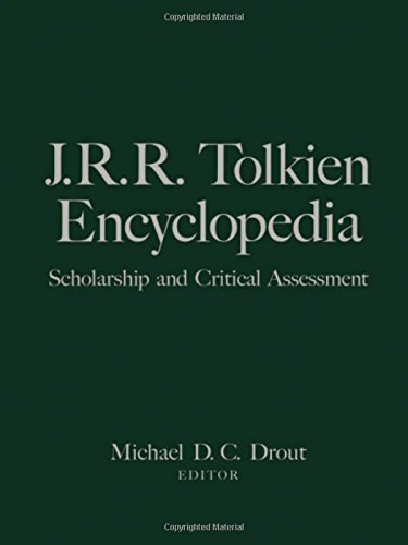 J.R.R. Tolkien Encyclopedia: Scholarship and