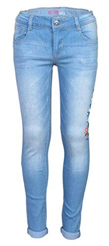 Junior Girls Denim Blue Jean - 9