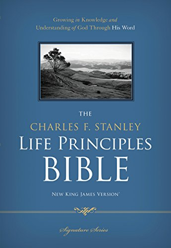 NKJV, The Charles F. Stanley Life Principles Bible, eBook cover