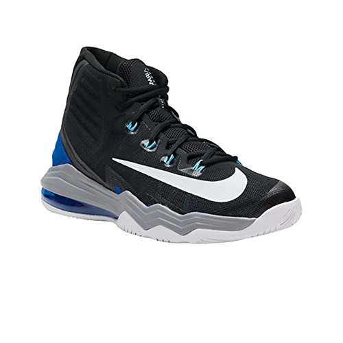 Nike Mens Air Max audacity 2016 Basketball Shoe Black/Binary Blue/Vivid Sky/White 4BdJXXGP