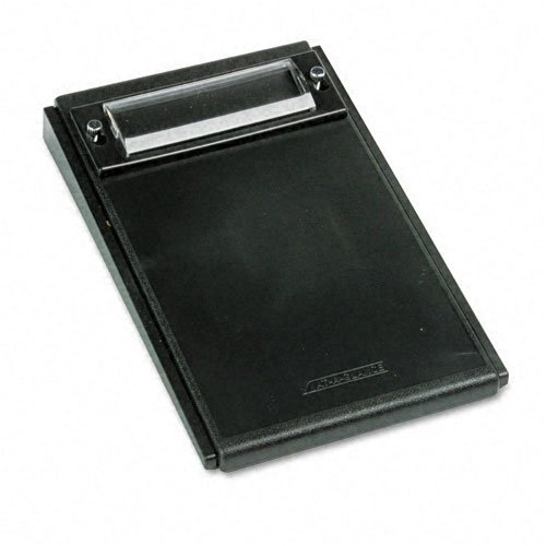 AT-A-GLANCE : Desk Calendar Base For 5 x 8 Daily Tear-Off Sheet Refill, Black -:- Sold as 2 Packs of - 1 - / - Total of 2 Each