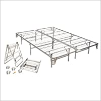 Space Saver Queen Bed Frame