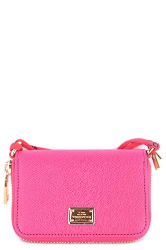 Gabbana amp; Fucsia Mujer Dolce Billetera Cuero MCBI099400O v7B0Pcqw