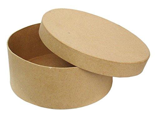 (Craft Ped Paper CPL1007201 Mache Box 7.5