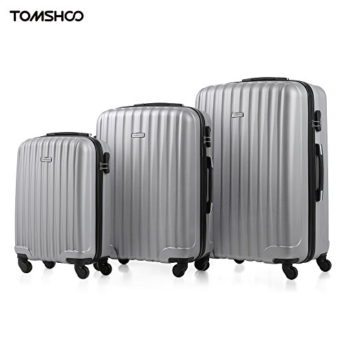 TOMSHOO Fashion Luggage Suitcase Combination product image