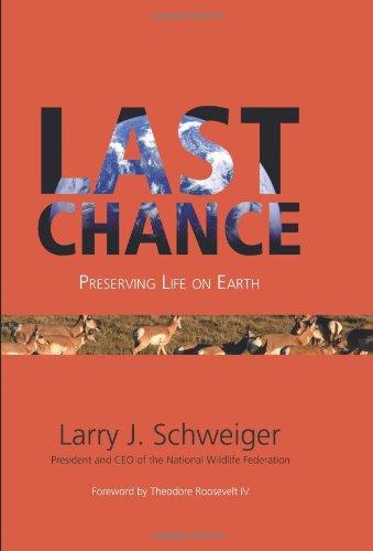 Last Chance: Preserving Life on Earth (Speaker's Corner)
