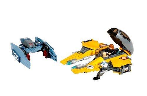 Amazon.com: LEGO Star Wars Jedi Starfighter and Vulture Droid ...