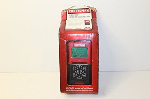 Craftsman Accutrac Laser Measuring 948277