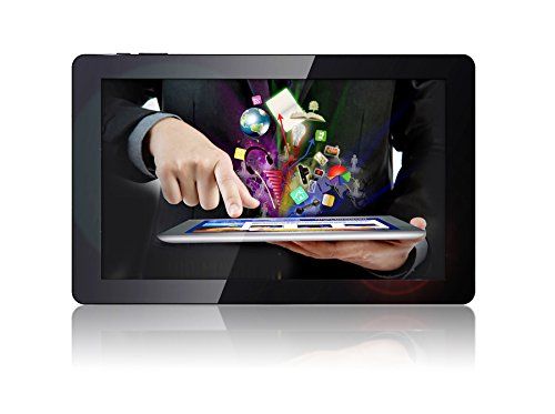 Fusion5 10.6'' Android Tablet PC - 2GB RAM, Full HD, Android 6.0 Marshmallow, 5MP and 2MP Cameras, 16GB Storage, Bluetooth, 108 Octa core Tablet PC (Full HD) by Fusion5 (Image #2)