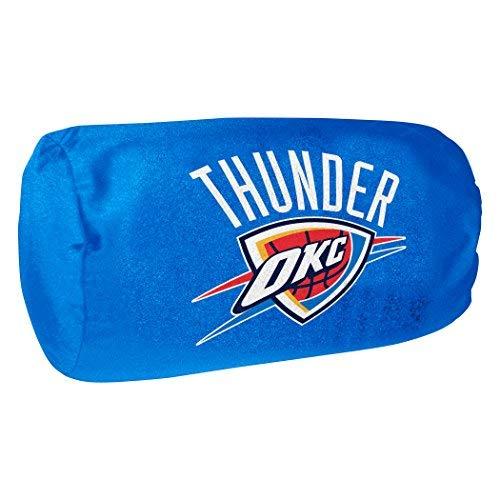 Officially Licensed NBA Oklahoma City Thunder Bolster Pillow [並行輸入品]   B07K1S784W