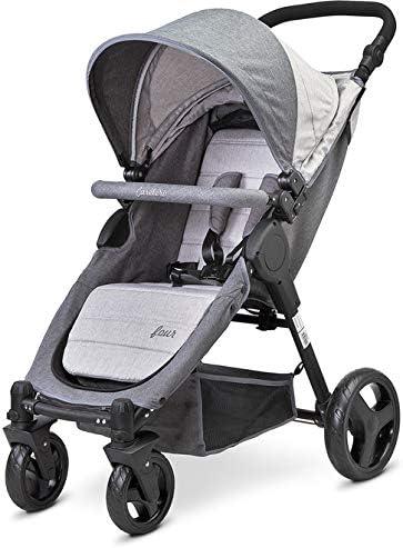 Opinión sobre TERO-586 - Cochecito de bebé, color gris