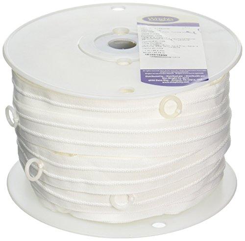 Wrights 13030 Austrian Shade White Tape, 50-Yard ()