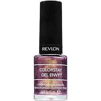 Amazon Com Revlon Colorstay Gel Envy Longwear Nail Enamel Win Big