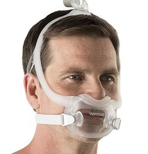 DreamWear_Full_Face_Mask Size_MediumWide (Model_1133378)-No_Headgear($1_Extra)