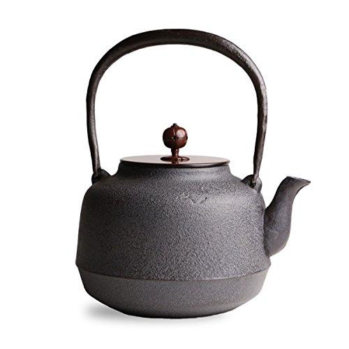 鉄瓶 阿弥陀堂8号 茶の実摘み 菊地政光 作 B01N2XVVHL