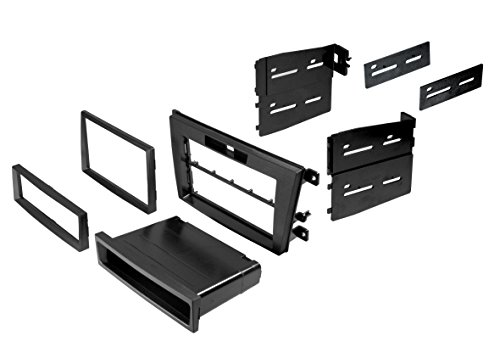 (Ai MAZK847 2007-2008 Mazda CX-7 Single/Double DIN Dash Kit)