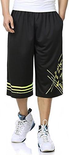 袴パンツ バスケットボール バスパン ゆったり ハーフパンツ バギーパンツ ヒップホップ 大きいサイズ 通気性 E-395