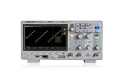 Siglent Technologies SDS2202X-E 200MHz Super Phosphor Oscilloscope