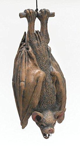 Bristol Novelty HI124 Hanging Bat, Brown, One -