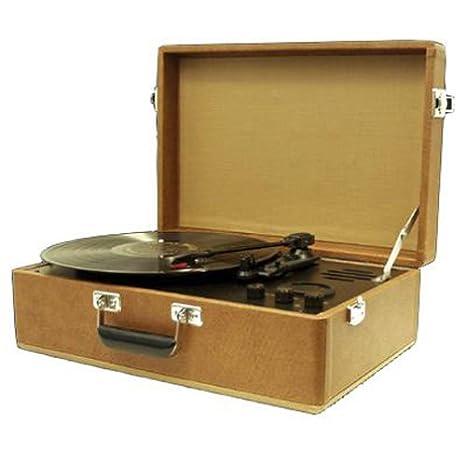 Amazon.com: Crosley cr50-bt Radio Traveler Turntable: Home ...