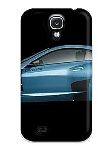 Hazel J. Ashcraft's Shop Cheap Tpu Phone Case With Fashionable Look For Galaxy S4 - Carlsson C25 Blue Car